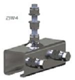 200998 Złącze szyny prowadzącej ZSW-4