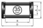 RMT 40 AL 400