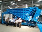 Spotkanie u tureckiego producenta maszyn do przerobu złomu firmie Birim makina