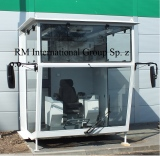 Crane big cabin RM International Group