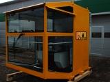 kabina dla żurawia portowego 3
