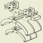 46000.26000 -1 Typ wózka WGWK-460/260