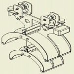 49000.26000 -1 Typ wózka  WGWK-490/260