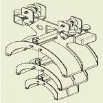 49000.36000.26000 - 2 Wózek kablowy zabierakowy WGWK-Z-490/360/260
