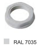 RMSL 03GM Nakrętka M20 X 1,5