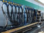 Firana kablowa dla trudnych warunków atmosferycznych