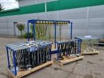 Firany kablowe, wózki kablowe RM International Group