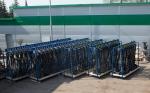 Produkcja firan kablowych, wózków kablowych.